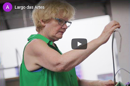 Video: Alison Dunhill at work in Rio